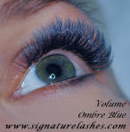 Colour Eyelash Extensions Watford