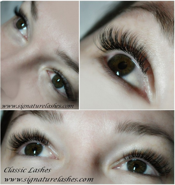 Eye Lash Extensions By Expertly Trained Master Lash Artist Classic