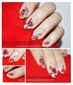 Valentine Nails, Shellac and Gel Nails,Nail Art London, Watford, Northwood, Amersham, Rickmansworth